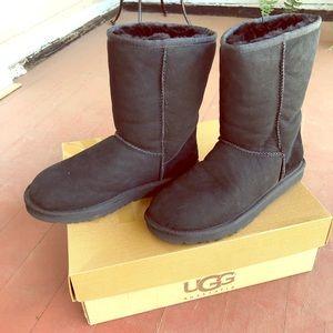 Ugg Original Boots Black Size 7